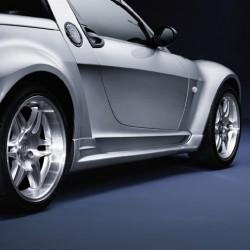 Brabus Roadster 452 Der Seitenschweller
