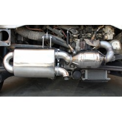 Sportauspuff Roadster 452