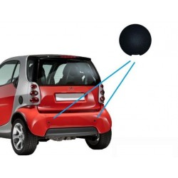 Cover Tow-Hook Smart ForTwo 450