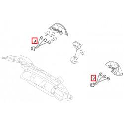 Set cavi lampade Smart Roadster 452