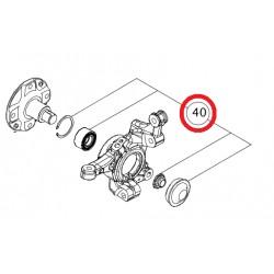 Frente cojinete de rueda Smart ForTwo 451