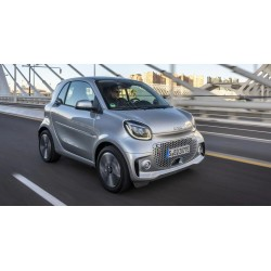 Bumper Front Electric ForTwo 453 My19