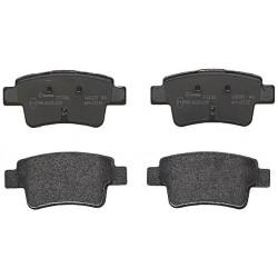 Disk-Bremsen hinten Smart 453