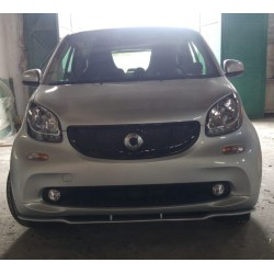 Front spoiler ForTwo 453
