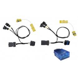 Kit installazione adattatore cavo per Fari Smart 453 Led con Attivatore