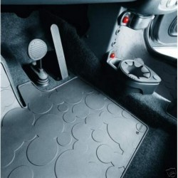 All-weather floor mats Fortwo 450