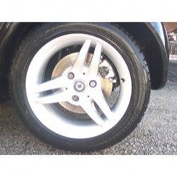 Conversion Brake Disc Rear