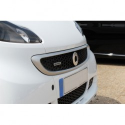 Brabus Logo Frontgrill My12 ForTwo 451