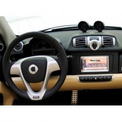 Brabus steering plate